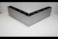 Plastik Ayak 180x180x60 mm