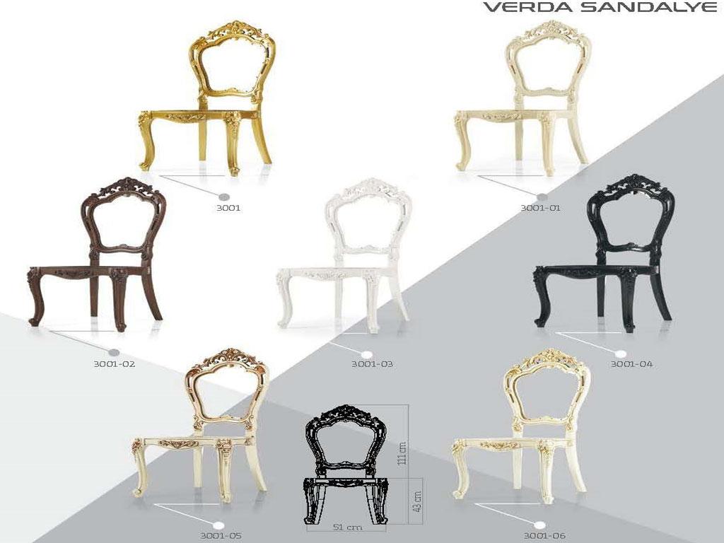 Verda Sandalye