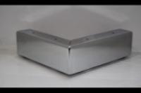 Metal Ayak Köse 15x15x5 cm