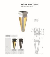 Prizma Ayak 18 cm
