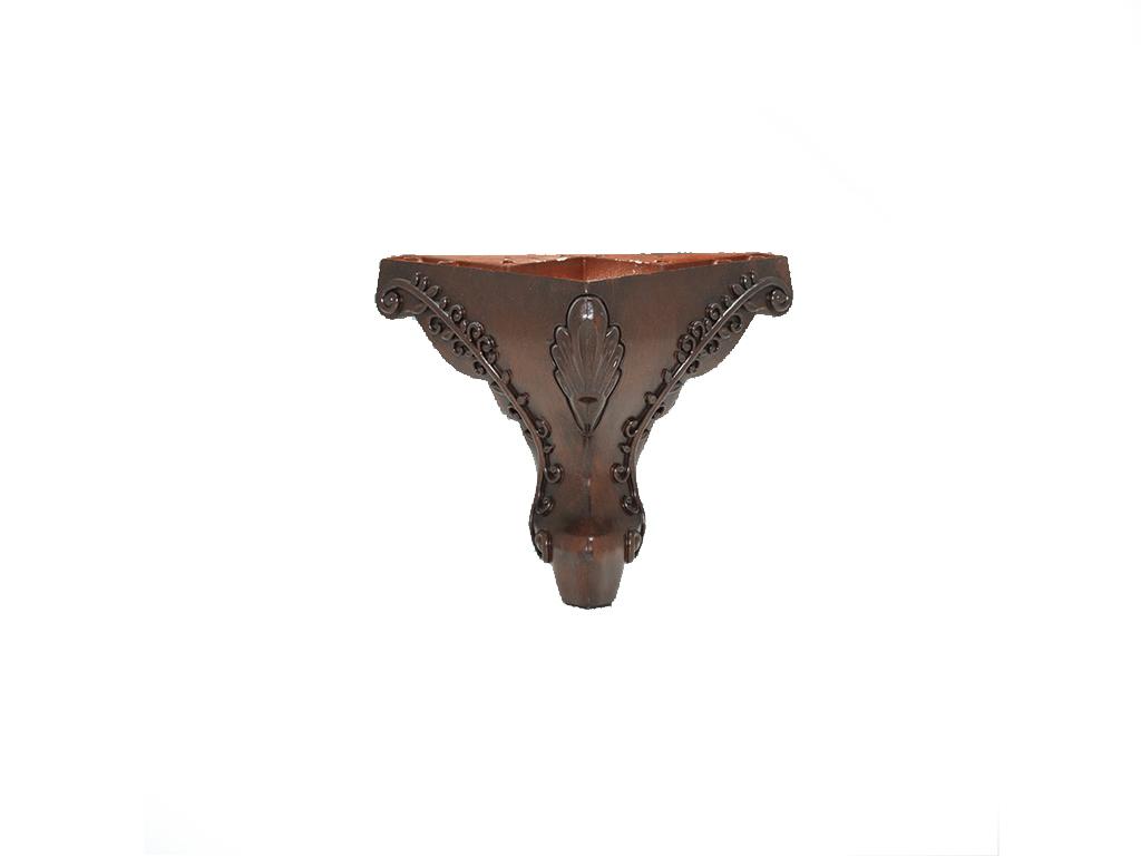 Süslü Lükens Ayak - 18 cm
