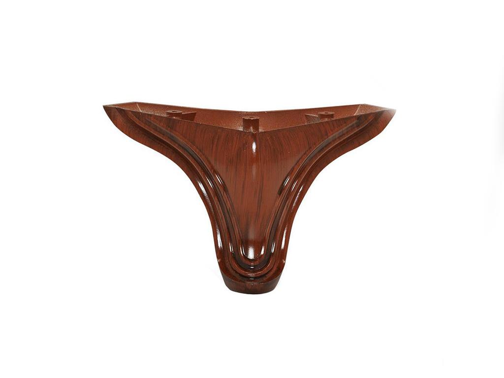 Gürgen Ayak Çift Çizgi - 12 cm